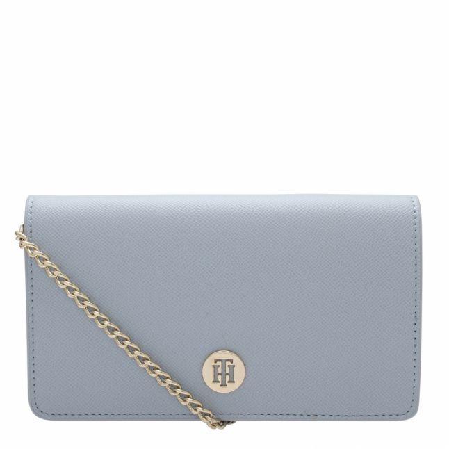 Womens Breezy Blue Honey Mini Crossbody Bag