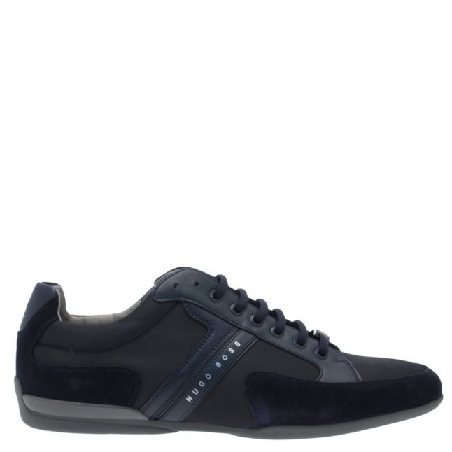 Athleisure Mens Navy Spacit Trainers