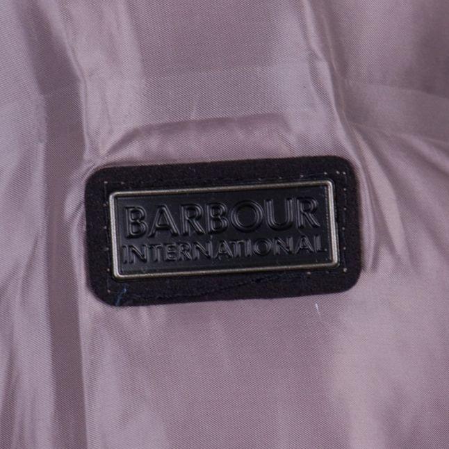 Barbour Ladies Taupe Rider Quilt Jacket