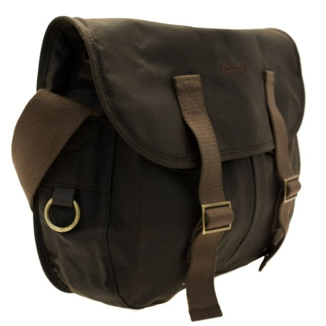 Lifestyle Mens Olive Medium Thornproof Tarras Bag