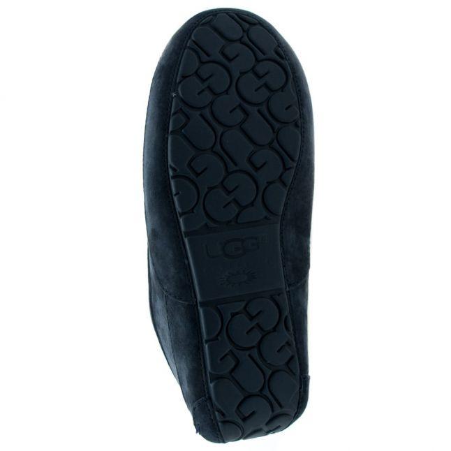 Mens New Navy Ascot Slippers