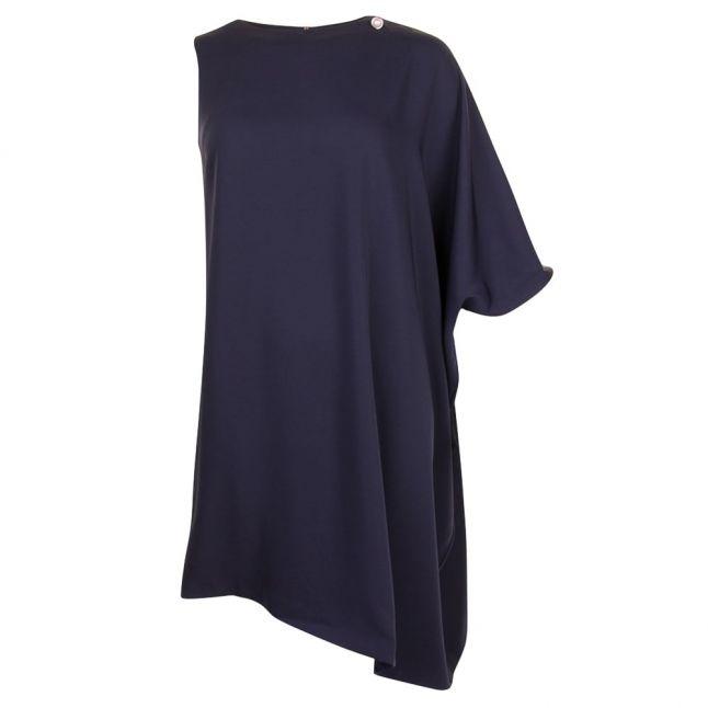 Womens Dark Blue Aubreey Tunic Dress