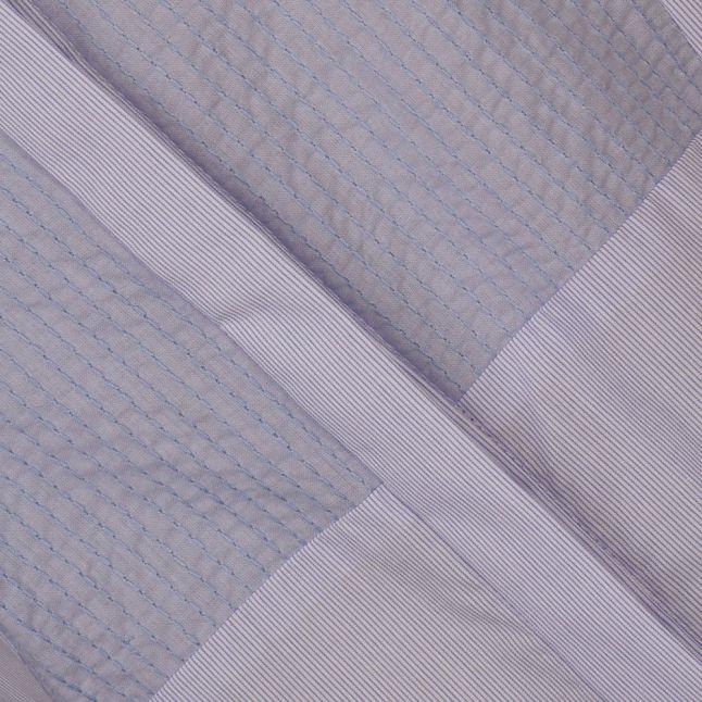 Womens Salt Water & Summer White Smithson Stripe L/s Shirt