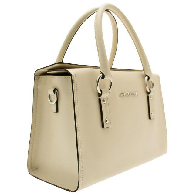Womens Sand Yellow Boston Bag