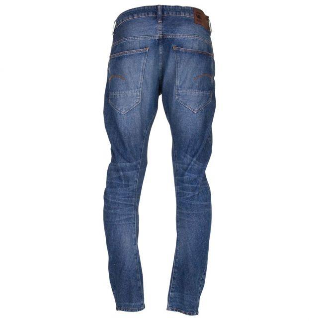 Mens Medium Aged Tobe Arc 3d Slim Fit Jeans