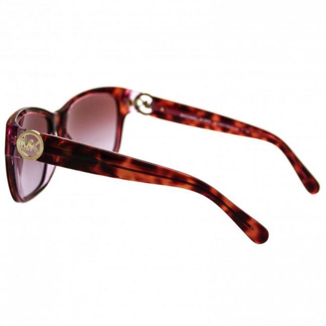 Womens Tortoise & Pink Salzburg Sunglasses