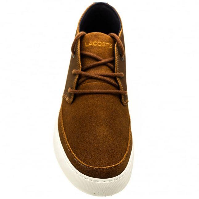 Mens Tan Clavel Chukka Boots