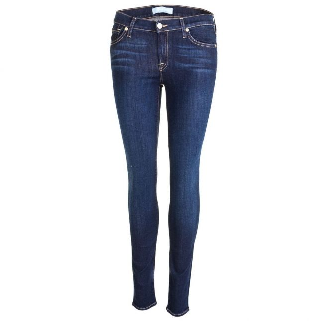 Womens Rinse The Skinny Jeans