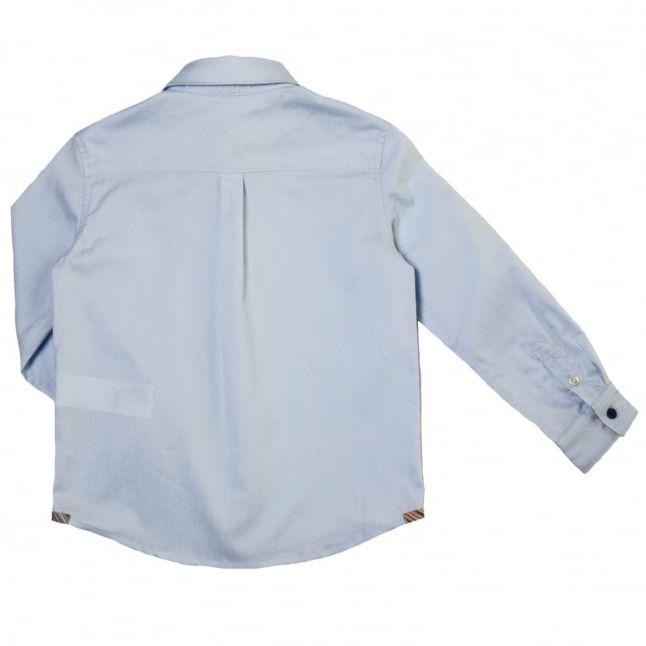 Boys Sky Blue Legend L/s Shirt