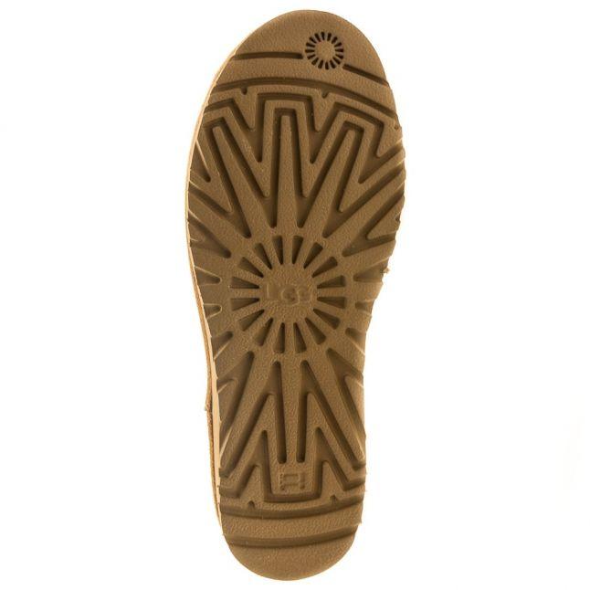 Womens Tawny Classic Unlined Mini Perf Boots