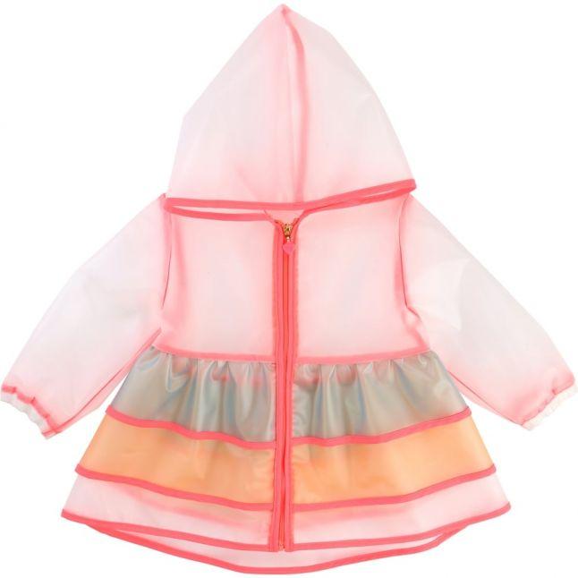 Baby Clear Rain Coat