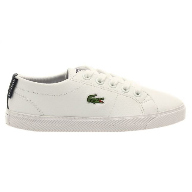 Child White & Navy Marcel 116 Trainers (10-1)