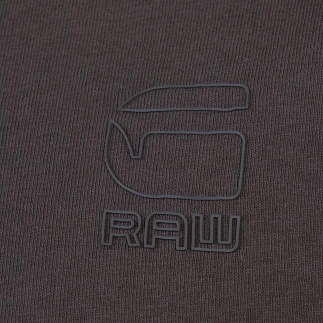 Mens GS Grey Illec Regular Fit Crew S/s Tee Shirt