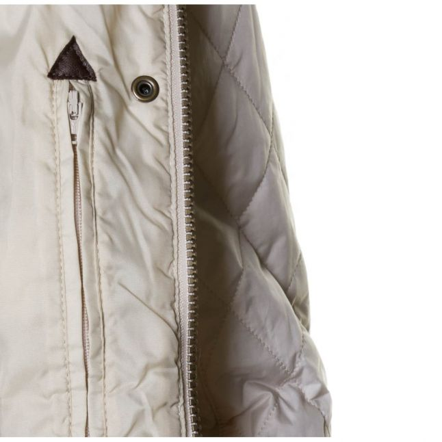 Lifestyle Womens Pearl & Stone Flyweight Cavalry Quilted Jacket