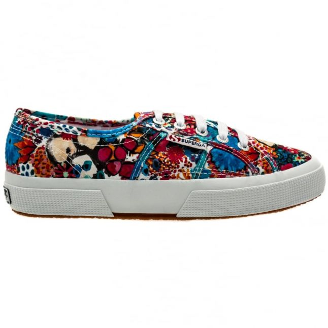 Womens Bloom 2750 Liberty Art Printed Trainers