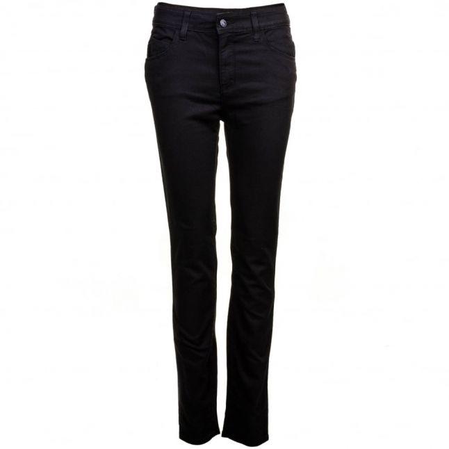 Womens Black J20 Skinny Fit Jeans