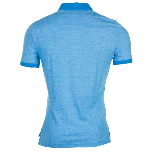 Mens Diva Blue Feeder S/s Polo Shirt