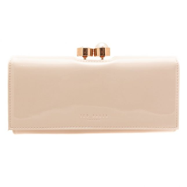 Womens Baby Pink Cecilie Pearl Bobble Purse