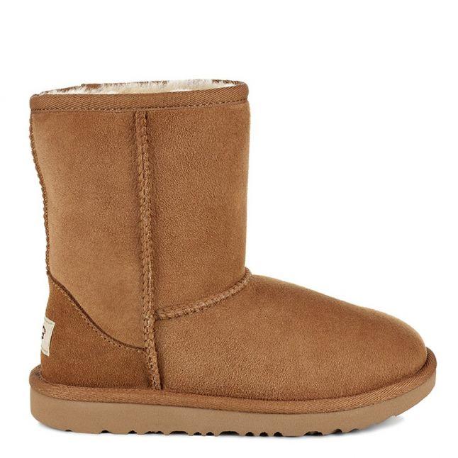 Kids Chestnut Classic II Boots (12-3)
