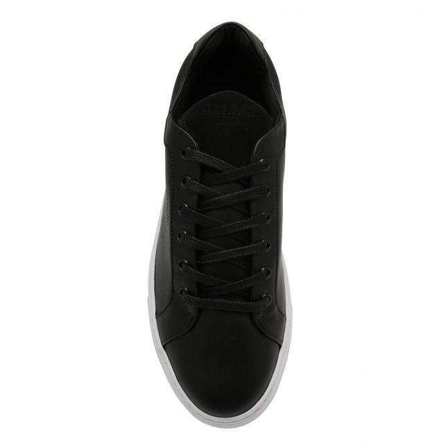 Mens Black Rhoda Trainers