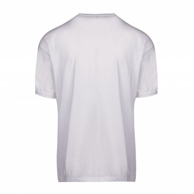 Anglomania Mens White New Classic Small Orb S/s T Shirt