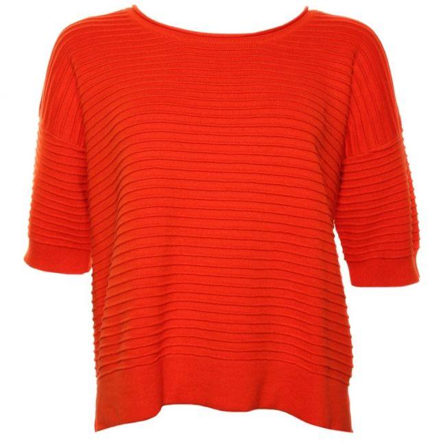 Womens Masai Red Heatwave Dinka Crew Sweater