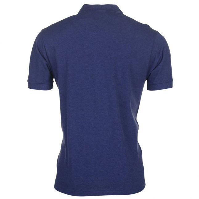 Mens Phlippines Blue Classic S/s Polo Shirt