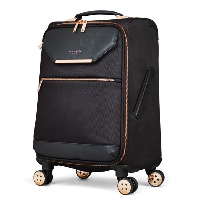 Womens Black Albany Small Cabin Suitcase