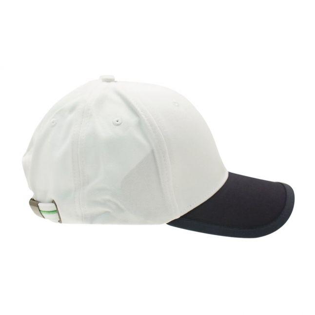 Mens White Cap-14