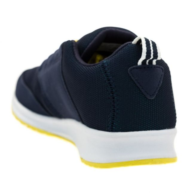 Junior Green & Navy L.ight Trainers (2-5)