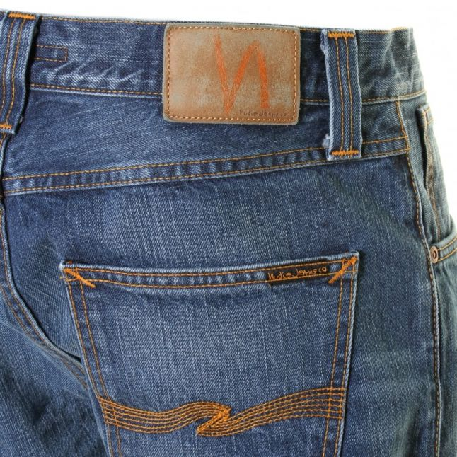 Mens True Classic Wash Steady Eddie Regular Fit Jeans
