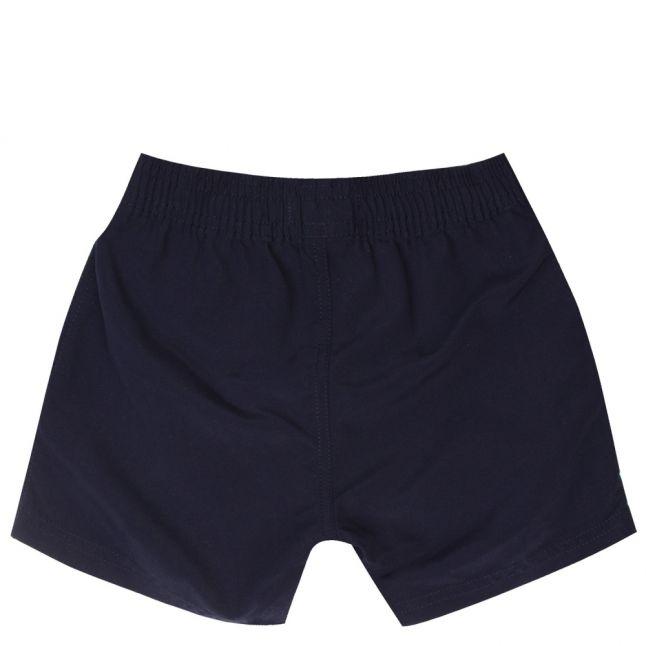 Toddler Navy Branded Swim Shorts