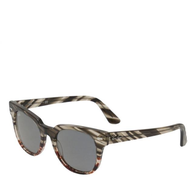 Brown Stripe RB2168 Meteor Gradient Sunglasses