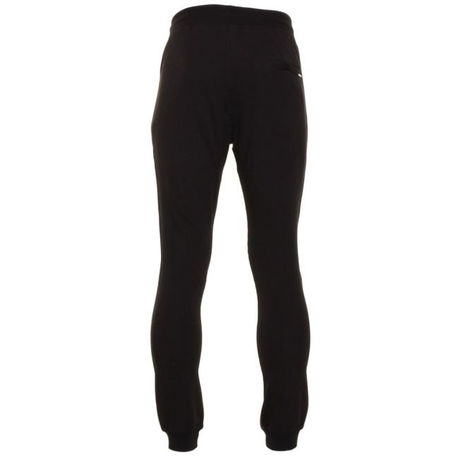Mens Black Label Cuff Jog Pants