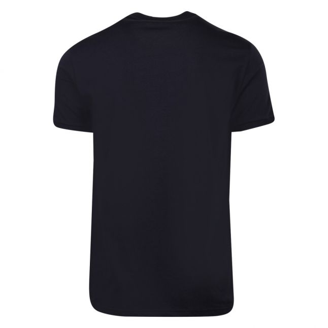 Mens Marine Logo Tape S/s T Shirt