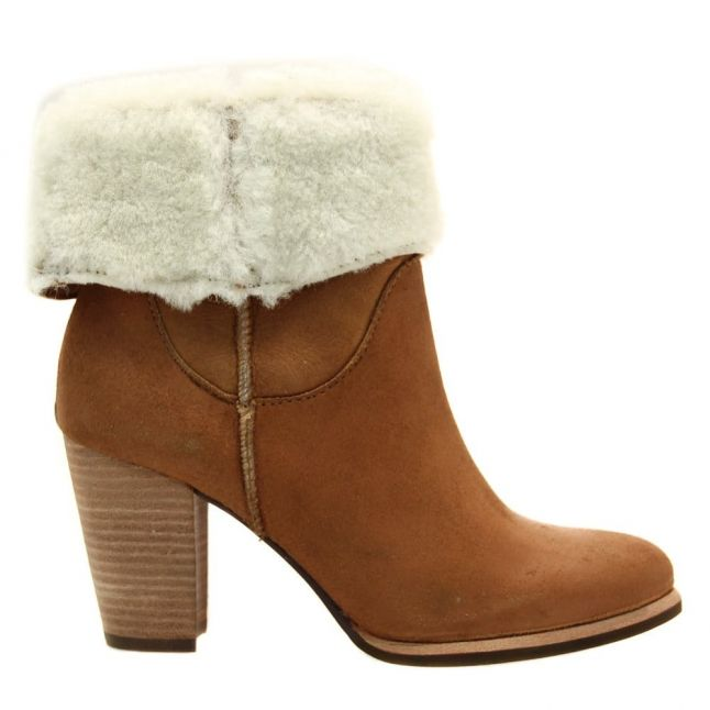 Womens Chestnut Charlee Boots