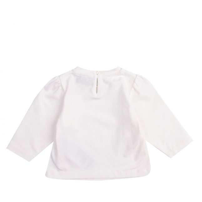 Moschino Baby Cloud Choc Box Toy L/s T Shirt