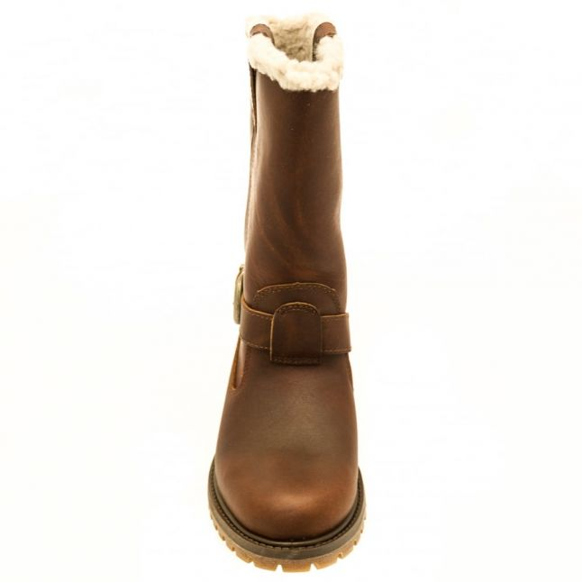 Womens Tobacco Forty Nellie Pull-On Boots