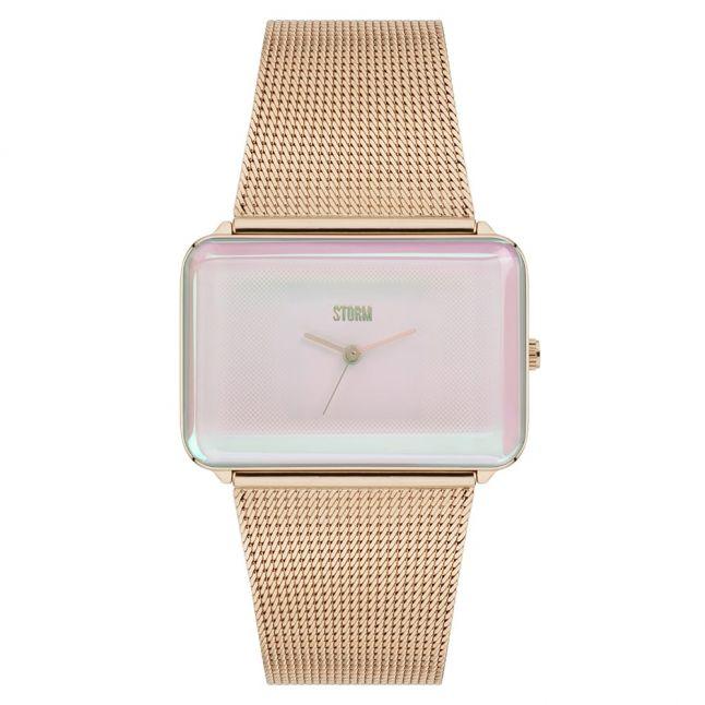 Womens Rose Gold Zila Watch