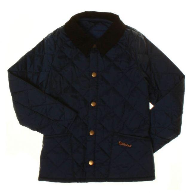 Boys Indigo Heritage Liddesdale Quilted Jacket