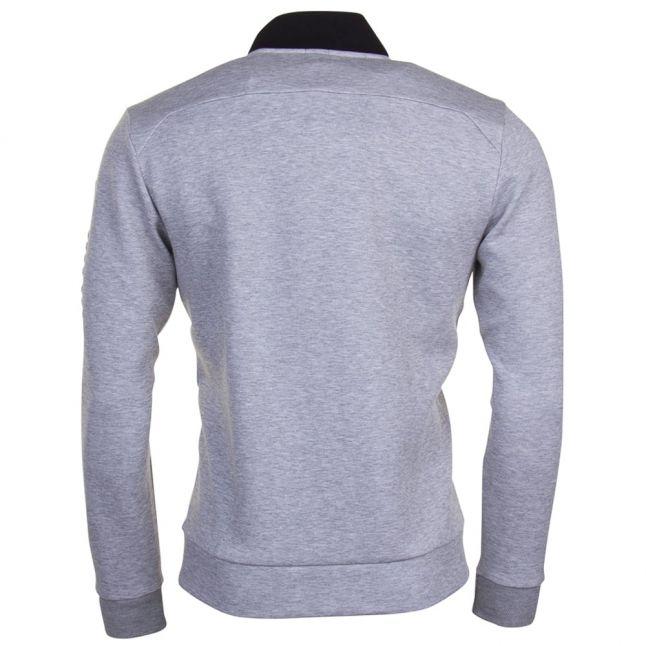 Mens Light Grey Sariq Track Top
