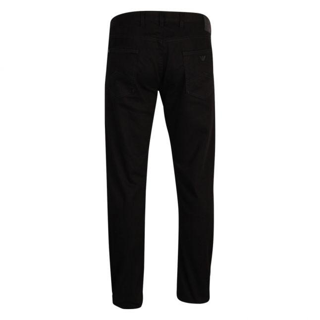 Mens Black J10 Skinny Fit Jeans