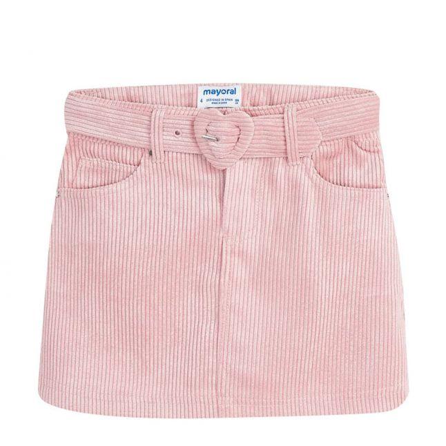 Mayoral Girls Blush Corduroy Skirt