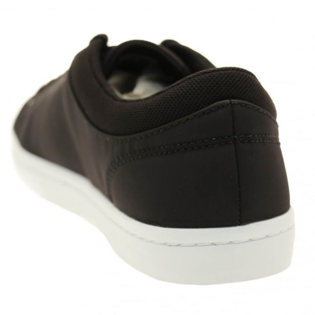 Mens Black Straightset Trainers