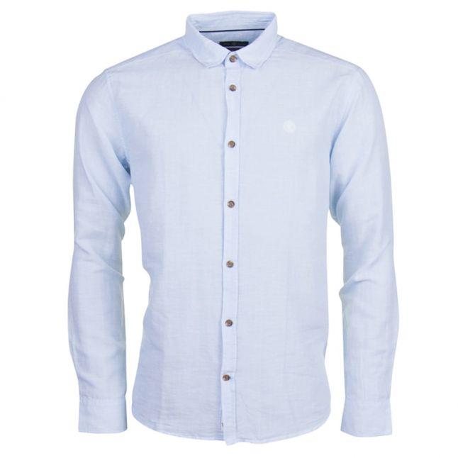 Mens Sky Marcham Regular Fit L/s Shirt