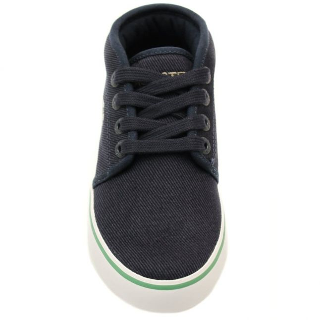 Child Navy Ampthill 116 Trainers (10-1)