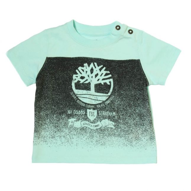 Baby Mint Tree S/s Tee Shirt