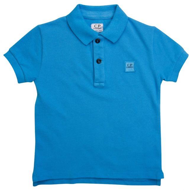 Boys Blue S/s Polo Shirt