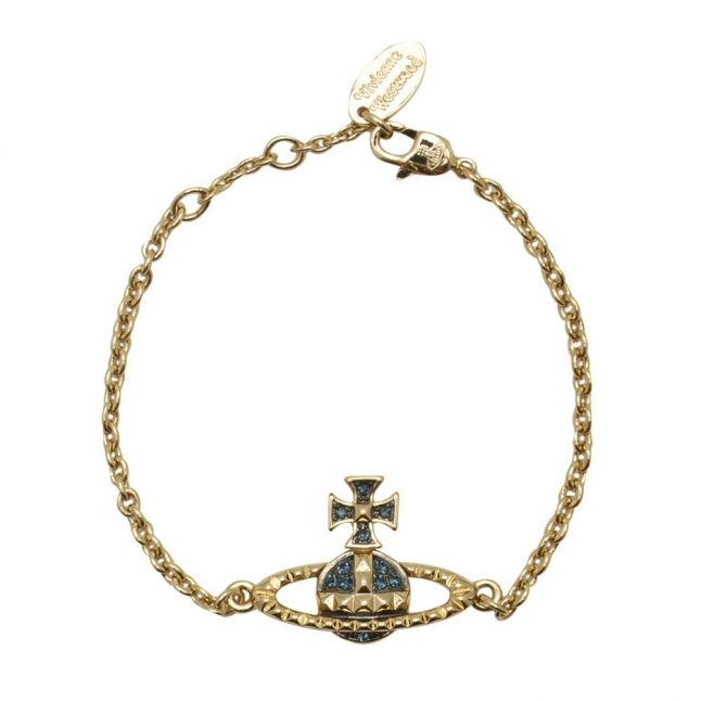 Womens Gold/Ruthenium Mayfair Bas Relief Bracelet