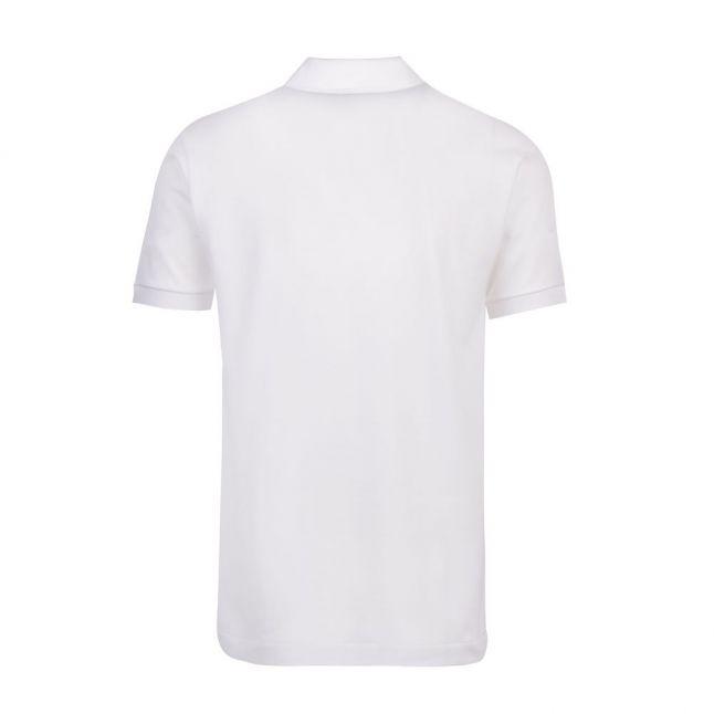 Mens White Classic L.12.12 S/s Polo Shirt